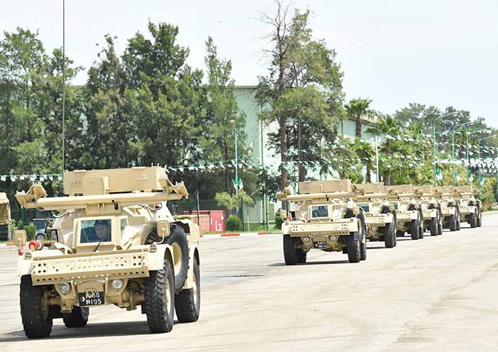 AML anti-chars avec missiles Kornet