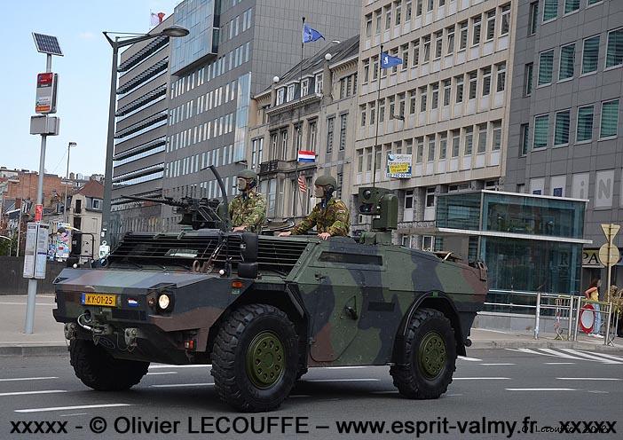 Fennek LVB, KY-0125, Koninklijke Landmacht ; 2018
