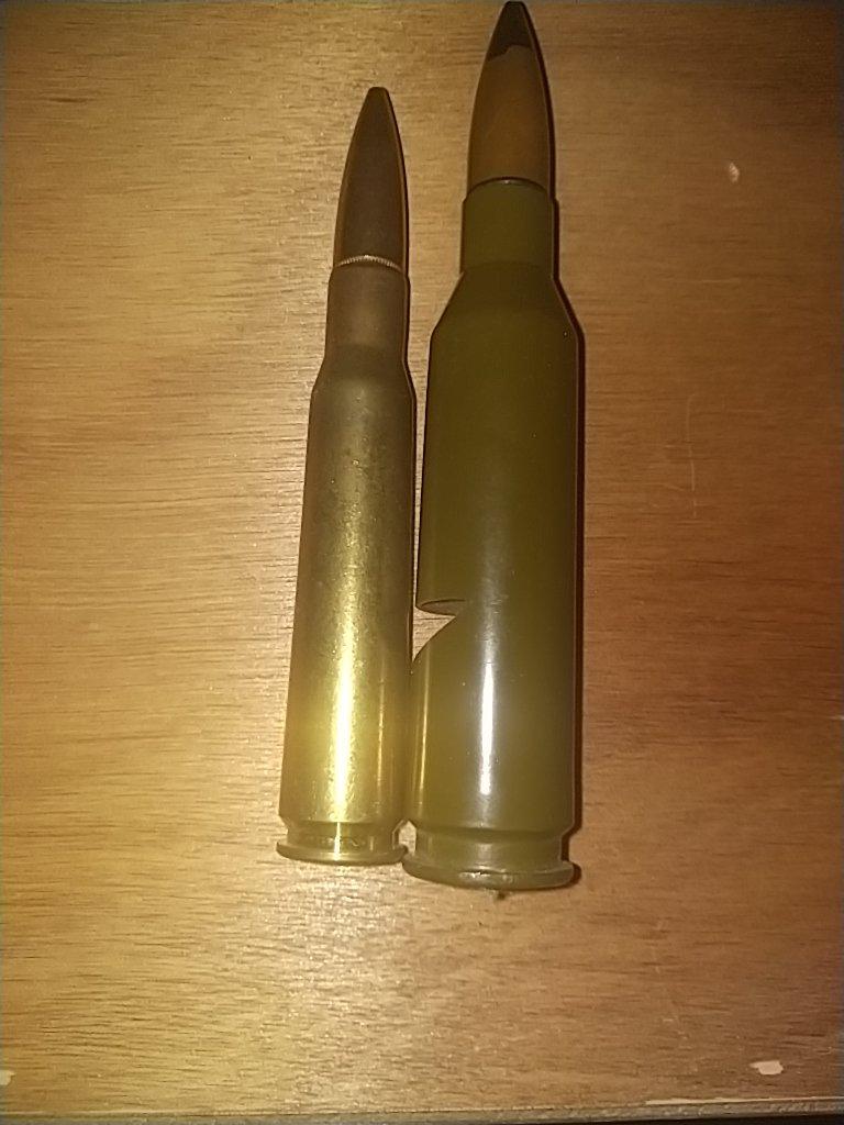 .50 BMG 12,7x99 / 14,5x114