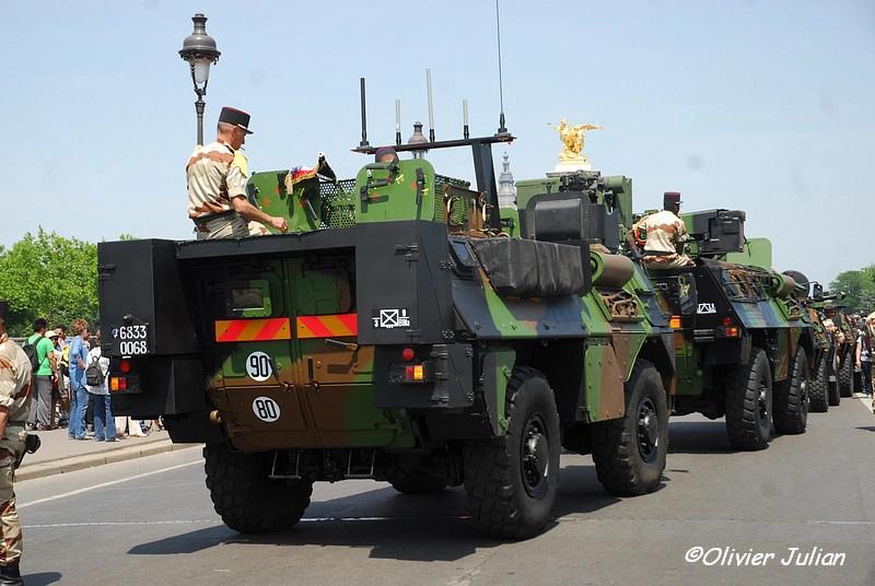 """VAB """"Ultima"""", 6833-0068 ; 3e Régiment d'Infanterie de Marine"""