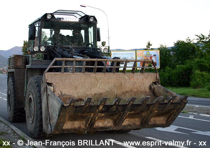 6823-1151 : MPG, 19e Régiment du Génie d'Afrique ; 2005