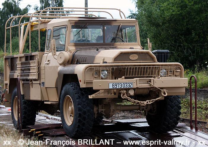 6973-0332 : ACMAT TPK4-20-SL7, 1er Régiment de Parachutistes d'Infanterie de Marine ; 2009