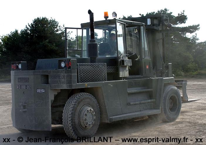 Valmet TD1612 (T1) ; E-000-012