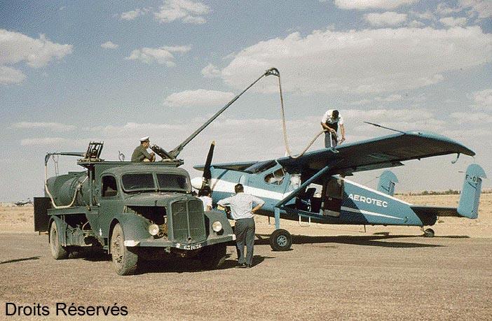 Avitailleur Saurer ; Armée de l'Air