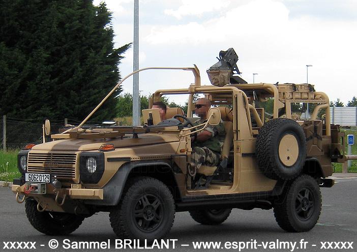 6062-0129 : Panhard VPS, 1er Régiment Parachutiste d'Infanterie de Marine ; 2012