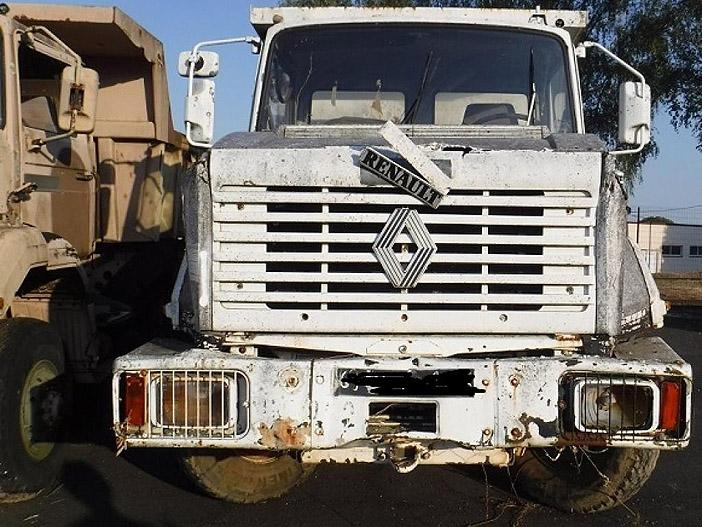 6953-0125 : Renault CBH320, benne d'enrochement, unité inconnue, vente des Domaines ; 2020
