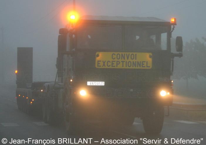 6973-0123 : Renault TRM 700-100 bi-treuil, 517e Régiment du Train ; 2007