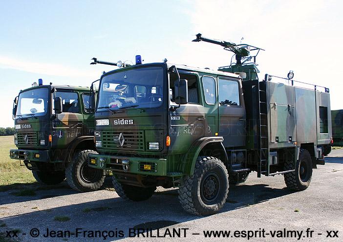 6913-0220 : Renault S170 VIP (Véhicule d'Intervention Polyvalent), 1er Régiment d'Hélicoptères de Combat ; 2005