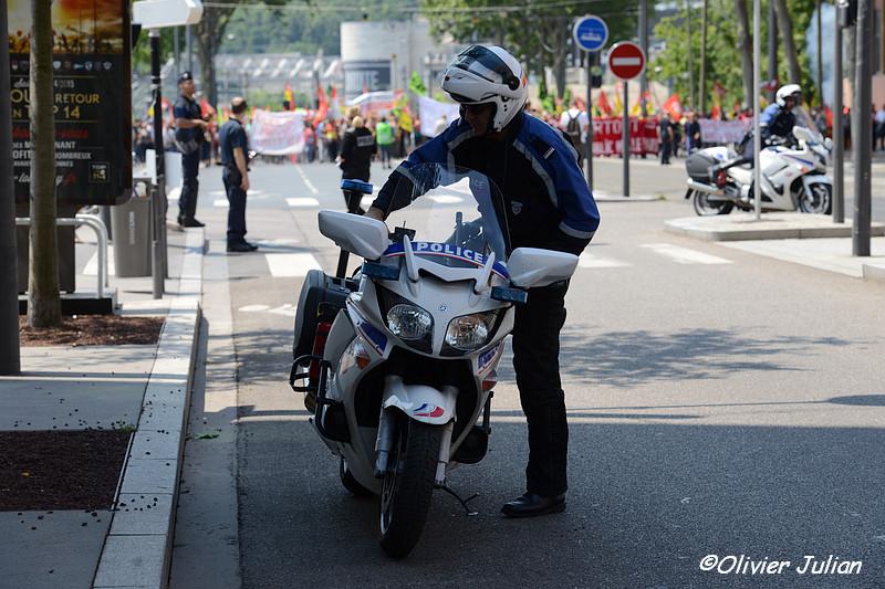 FJR 1300 ; Police Nationale