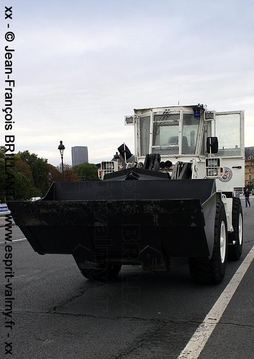Volvo BM L90C ; Préfecture de Police de Paris, DOSTL