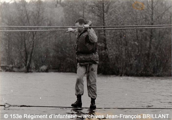 153e Régiment d'Infanterie, 1er Escadron, CEC 129, Margival ; 1979