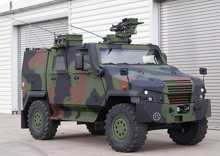 Eagle V de la Bundeswehr