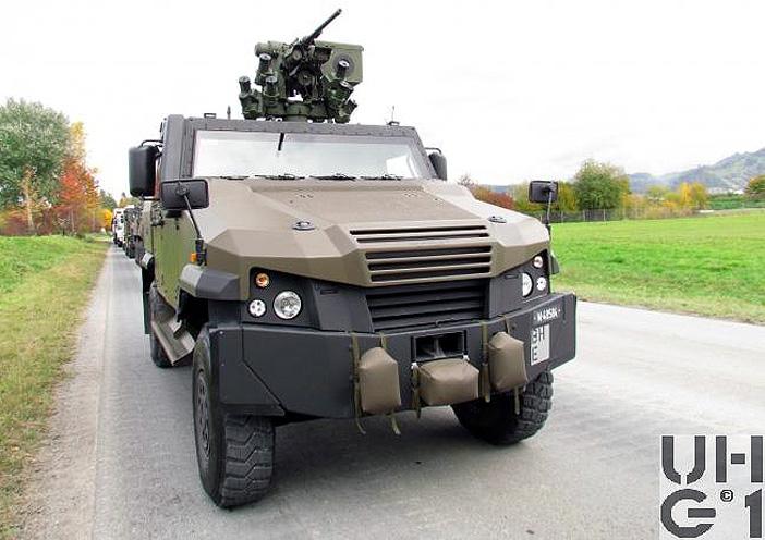 Eagle IV de l'Armée Suisse
