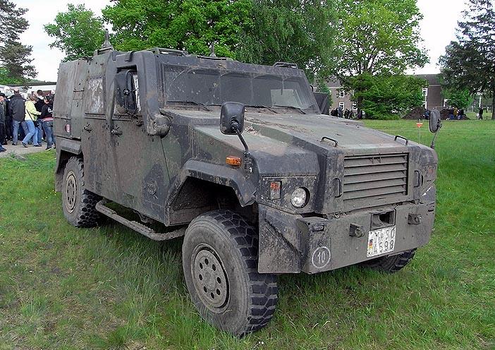 Eagle IV de la Bundeswehr