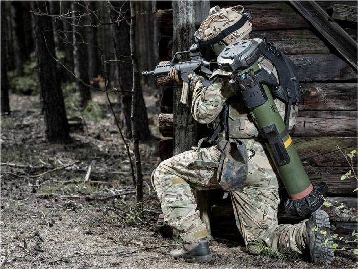 RAFAEL SPIKE SR (Short Range)