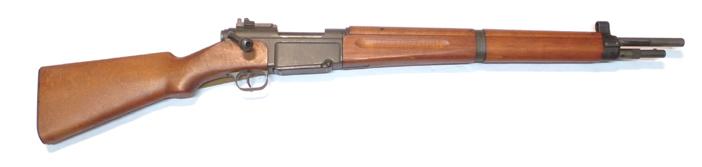 MAS 36 : Manufacture d'Arme de Saint-Etienne modèle 1936