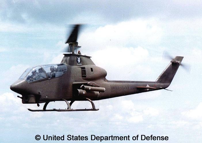 "H-1 : AH-1G ""Cobra"" ; US Army"