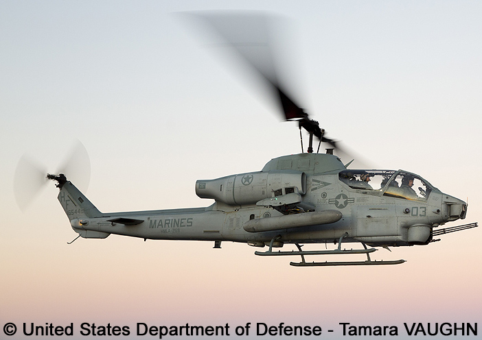 """AH-1W """"Super Cobra"""""""