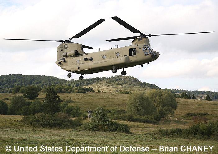 """CH-47F """"Chinook"""""""