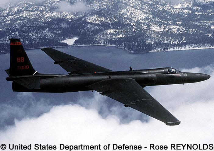"""Utility (!!!), standard aircraft, basic mission : U-2 """"Dragon Lady"""""""