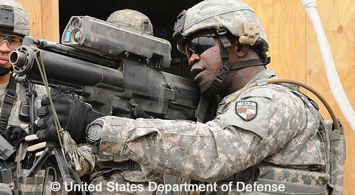 XM25 Grenade Launcher