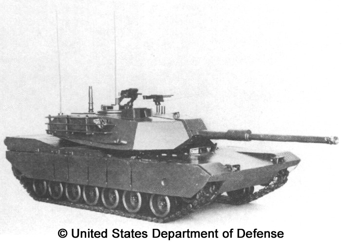XM1, prototype Chrysler