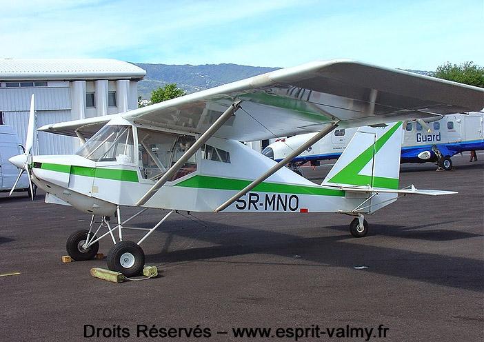 Aero Synergie J300 Joker ; Armée de l'Air Malagasy