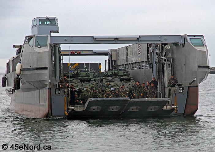EDA-R (Engin de Débarquement Amphibie Rapide), L9094, Canada ; 2014