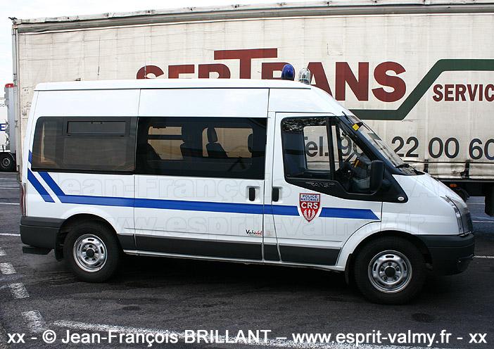 Ford Transit TDCi, 57N-3365B, Véhicule de Reconnaissance ; CRS35