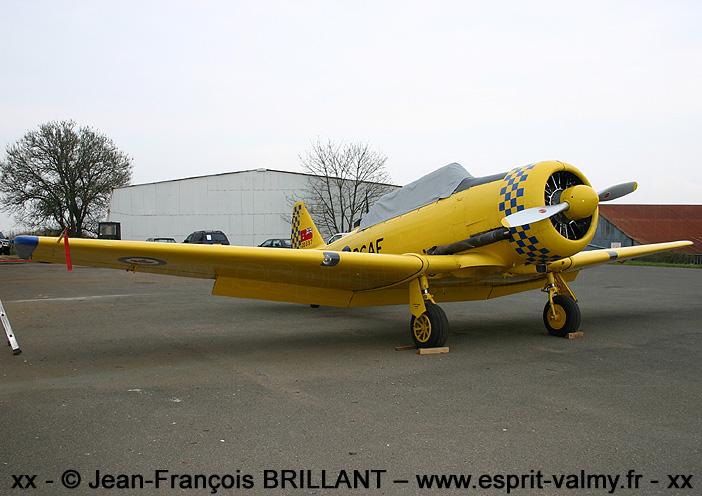 "Canadian Car and Foundry ""Harvard"" Mk4, F-AZIG ; 2005"