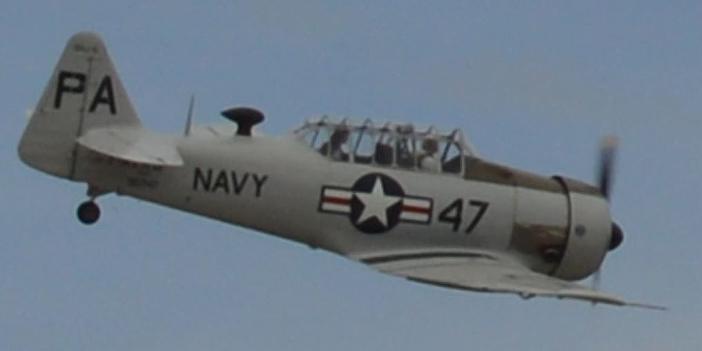 North American AT-6D, F-AZRB ; 2014